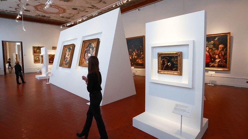 Sal a la luz: el museo Pushkin de Moscú vuelve a lo básico para una nueva exposición audaz