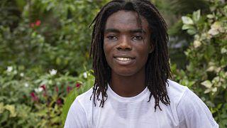 Ghanaian Rastafarian high schooler fights to keep his hair