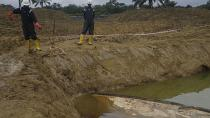 Nigeria's Delta attempts cleanup after decades of oil spills, gas flaring