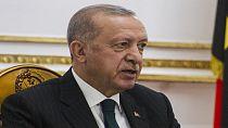President Erdogan visits Togo, promises to help fight terrorism