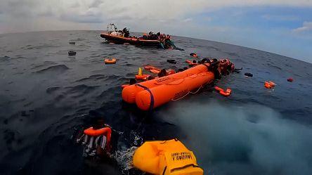 Sea-Watch sauve 412 migrants en Méditerranée