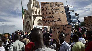 """Mali : les """"fake news"""" dans la lutte d'influence entre la France et la Russie"""