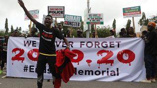 Nigeria : un an après #EndSARS, les manifestations continuent