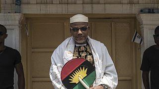 Nigerian separatist Nnamdi Kanu's trial for treason adjourned