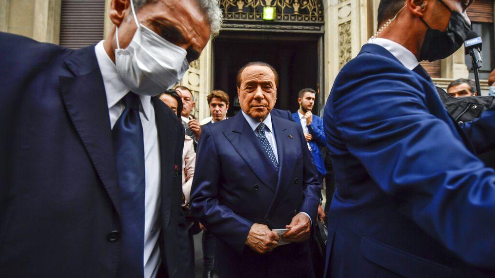 Berlusconi de Italia absuelto en juicio por corrupción vinculado a partidos de 'bunga bunga'