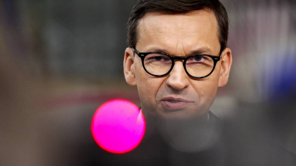 Polandia harus membayar €1 juta setiap hari atas reformasi peradilan, aturan ECJ