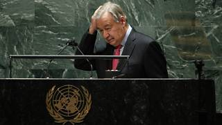 UN chief Guterres 'very worried' over possible COP26 failure