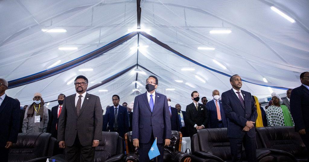 Somalia: Farmajo, Roble agree to 'accelerate' election process