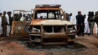 Niger : 11 suspects détenus dans l'attaque des humanitaires d'ACTED