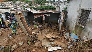 Côte d'Ivoire: quatre morts à Abidjan après de fortes pluies