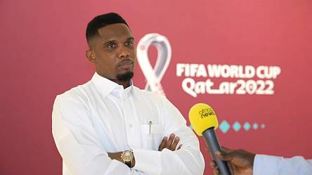 Eto'o tips Africa to shine at the Qatar 2022 FIFA world cup