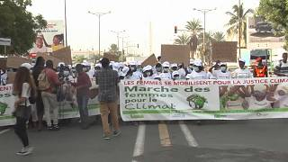 Senegalese women wage war against climate injustice