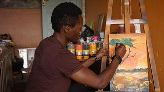 Ouganda : l'art pour lutter contre le changement climatique