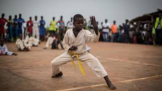Karate for peace: DR Congo organizes tournament for African Great Lakes region