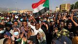 مظاهرات منددة بالانقلاب العسكري في السودان