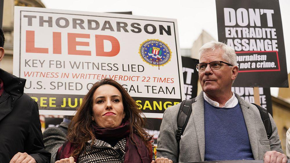 Julian Assange: AS mengajukan banding terhadap keputusan untuk tidak mengekstradisi pendiri WikiLeaks