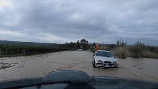 Heavy rains leave widespread devastation on Sicily