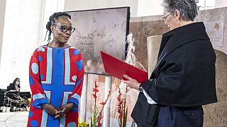 Zimbabwean author Tsitsi Dangarembga wins German peace prize