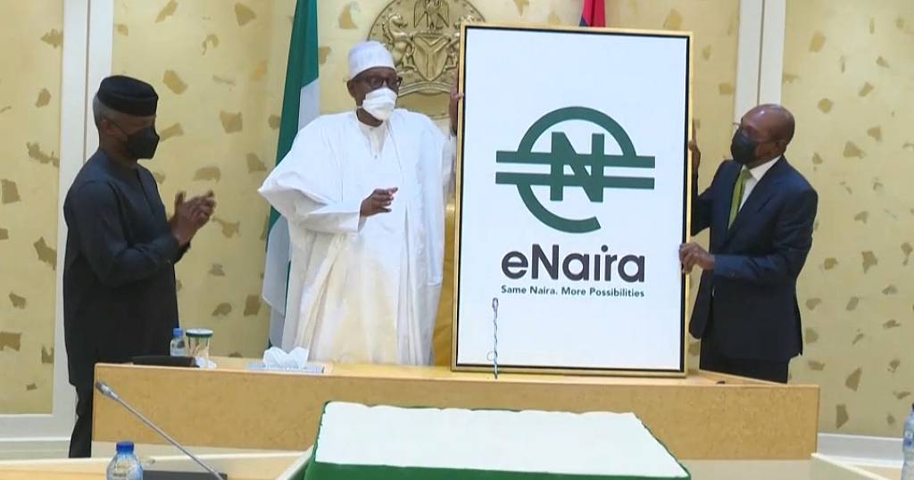 eNaira: Nigeria rolls out Africa's first digital currency
