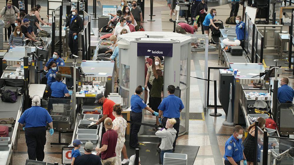 AS mengkonfirmasi aturan perjalanan baru mereka