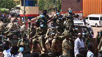 """Soudan : """"L'armée veut des civils qu'elle peut contrôler"""" [Analyse]"""