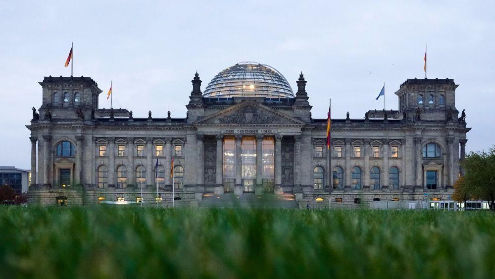 Bundestag Jerman yang baru terpilih bertemu untuk pertama kalinya sejak pemilihan
