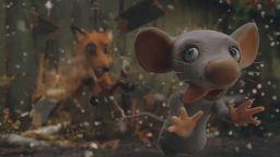 «Ακόμα και τα ποντίκια ανήκουν στον Παράδεισο»