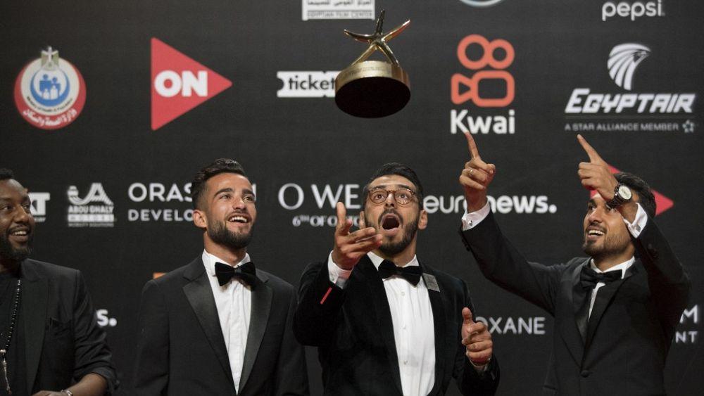 Itu adalah bungkus untuk Festival Film El Gouna edisi ke-5