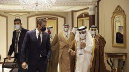 Ελλάδα - Μπαχρέιν: Τουρισμός και επενδύσεις στο επίκεντρο