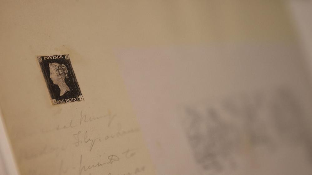 Selembar kertas senilai €4 juta: Mengapa perangko pos pertama di dunia sangat berharga