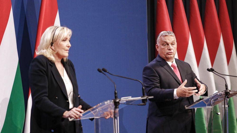 Lima kesimpulan dari pertemuan PM Hungaria Viktor Orban dengan pemimpin sayap kanan Prancis Le Pen