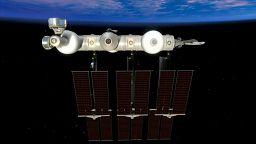"Blue Origin dévoile ""Orbital reef"", future station spatiale privée"