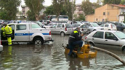 Storms in Italy: red alert in Sicily and Calabria