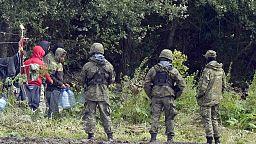 Le Sénat polonais approuve la construction d'un mur à la frontière avec le Bélarus