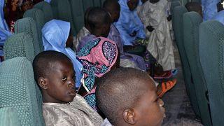 12 million children 'afraid' to go to school in Nigeria
