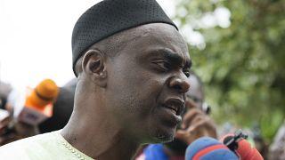 Mali parliament VP N'Djim arrested over 'subversive remarks'