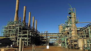 Lybia's Zawiya oil refinery suffers damages due to armed clashes