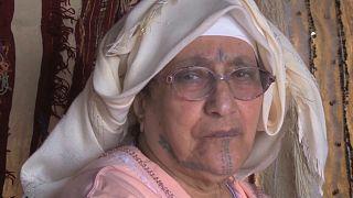 Maroc : le tatouage berbère traditionnel en passe de disparaître