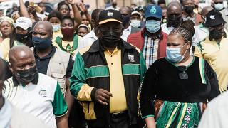 South Africa deploys 10,000 troops to secure municipal polls