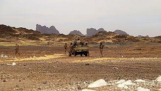 Niger : la France offre des armes pour lutter contre le terrorisme