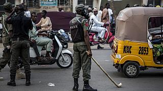 Nigerian religious police arrest man for auctioning self