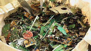 Kenya's fight against electronic waste