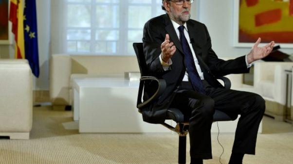 Rajoy, solidement aux commandes en Espagne