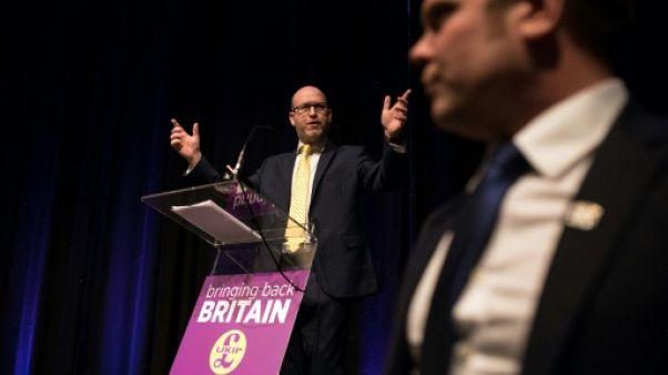 """Ukip, en congrès, se veut le """"vrai parti du peuple"""" britannique"""