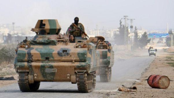 Nouveaux bombardements turcs sur Al-Bab en Syrie: neuf civils tués
