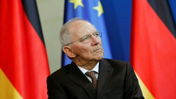 Schaeuble says Germany will spend more on defence