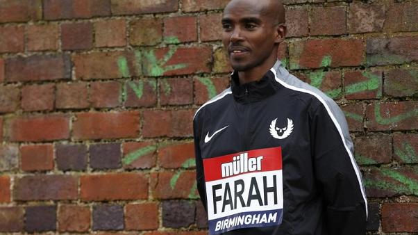 Farah says Birmingham will be his last indoor race