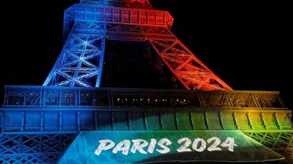 Francophones furious over English slogan for Paris Olympic bid