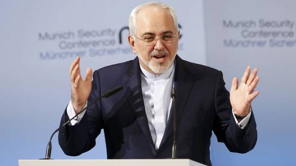 Iran's Zarif says use of chemical weapons in Syria cannot be condoned