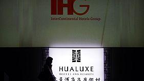 Hotelier IHG posts higher profit, to return $400 million to investors